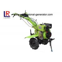 Diesel Power Small Garden Tiller For Agriculture With