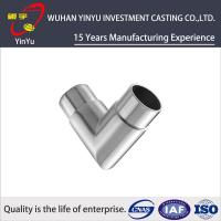 China High Precision Investment Casting Products Carbon Steel Pipe Fittings 1g-10kg on sale