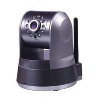Megapixel Indoor Wireless IP Cameras 1280X720 High Resolution With O/I Alarm Manufactures