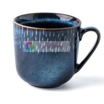 Creative ceramic mug blue creative glaze household cup drinking cup coffee cup mug Manufactures