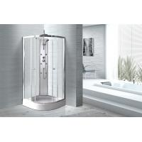 Convenient Comfort Circle Bathroom Shower Cabins For Home / Star Rated Hotels