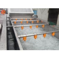 Good Structural Strength Fruit And Vegetable Cleaner Lettuce Washing Machine Safe Operation Manufactures
