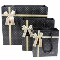 China New promotion gift bag with logo gift bag with handle gift bag wholesale with high performance on sale