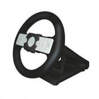 Quality 360-Degree Swivel Racing Steering Wheel with Table Mount for Wii for sale