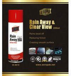 AEROPAK Rain Away & Clear View 500ml Manufactures