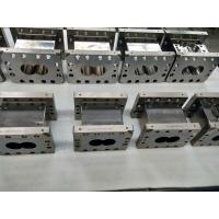 Quality JSW TEX65aII Parallel Extruder Machine Parts HIP Material WR13 Linner for sale