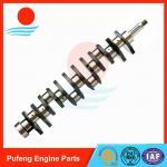 High Quality Excavator Crankshaft HINO H07D Crankshaft 13411-1583 Manufactures