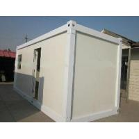 Welded Container House, Customized Design Manufactures