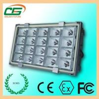 Cree IP66 100W LED Explosion Proof Light 120° , CSA LED Gas Station Light Manufactures