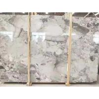 Fishbelly Grey Marble Slabs stone tiles for indoor outdoor wall flooring bar top Manufactures