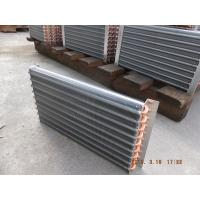 Customerized Aluminum Fin HVAC Heat Exchanger For HVAC System Manufactures