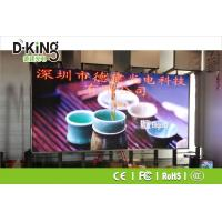 MBI Chip Indoor Full Color P4 Led Large Screen Display for Advertising Manufactures