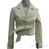 Ladies' Leather Blazer (032) Manufactures
