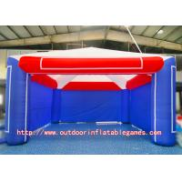 China Party Events Decoration Inflatable Tent Double Stitch For Car Shelter Show on sale