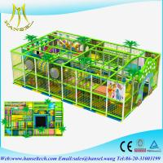 Hansel indoor playground soft padded indoor playground Manufactures