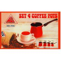 Quality SET OF 4 COFFEE POTS for sale