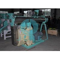 China Chicken Cattle Feed Pellet Mill Stainless Steel Conditioner 380V 55kw on sale