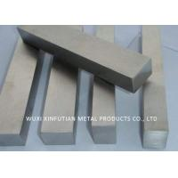 UNS S32205 / S31803  Duplex Stainless Steel Square  Round Bar High Yield Strength Manufactures