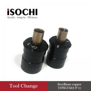 Beryllium Copper PCB Tool Change Pod CP1 For Taiwan Tongtai Drilling Machine Manufactures
