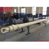 China Stee Factory Small Bore Long Stroke Hydraulic Cylinders From FLUTEC Hydraulics on sale