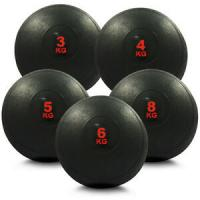 Fitness Gear Medicine Ball No Bounce Crossfit MMA Boxing Extreme Fitness