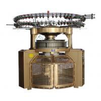 Strong Structure Industrial Circular Knitting Machines , Circular Textile Knitting Machine Manufactures