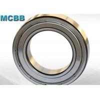 China High Precision 6324 ZZ/C3 Axial Deep Groove Ball Bearing High Temperature Resistant on sale