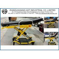 Electrical Motor Ambulance Trolley Stretchers Easy Operation for Ambulance Rescue 6506 Manufactures
