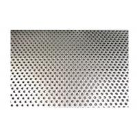 Round / Square / Diamond Expanded Perforated Metal Mesh , Punching Hole Mesh Manufactures