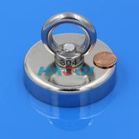 Neodymium magnetic hook with ring Manufactures