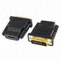 HDMI Female to DVI (24 + 1) Male Adapter, 1.4V Voltage Manufactures