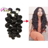 """No Chemical Brazilian Loose Wave Hair Bundles  8"""" - 40"""" Last 2 Years , No Bad Smell Manufactures"""