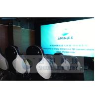 Cinema System 5D Movie Theatre With 3 DOF Motion Chair 1/ 2 / 3 Seats A Set Manufactures