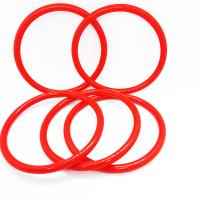 NBR FKM HNBR CR EPDM Rubber O Rings , Round Silicone Rubber Gaskets Seals Manufactures