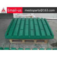 Quality wholesale metal crusher high manganese steel accessories for sale