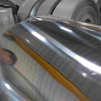 Quality 410 BA Mirror Stainless Steel Strip Roll , ASTM 304 430 420 316L Aisi Steel for sale