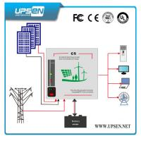 Quality Solar Power Inverter 4000W /5000W with Pure Sine Wave and Single Phase for sale