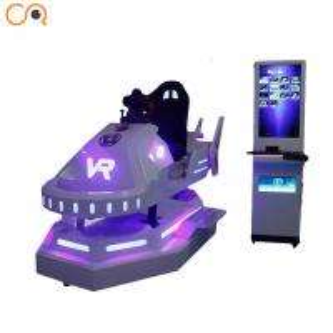 2500w Racing Car Advance Games Virtual Reality Simulator 9d VR Experience