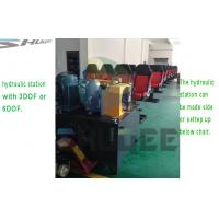 4D motion chair hydraulic system, Motion Theater Chair , 6DOF platform motion chair Manufactures