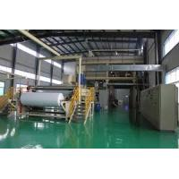 SS PP Spunbond Non Woven Fabric Production Line 3200MM 2400MM 1800MM 1600MM Manufactures