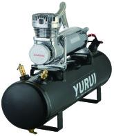 YURUI Air Tank Compressor With 2.5 Gallon Tank For Car Air Compression Tank  Manufactures