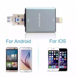 China OTG USB Flash Drive Pen drive 8GB-16GB-32GB-64GB OTG Pendrive Smartphone OTG Memory Stick for iPhone Andriod PC on sale