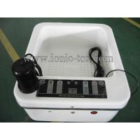 Body Vibration Machine / Ion Cleanse Foot Bath , Ion Detox Foot Machine With Vibration And Heating Manufactures