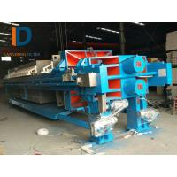 automatic high pressure membrane filter press with double cyclinder in Africa Manufactures