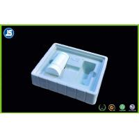 Washable White PP Medical Plastic Tray , Pharmaceutical Blister Packaging Manufactures