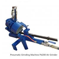 China PD200 Pneumatic Grinding Machine , Air Grinder Tool Solving Sharpening Problem on sale