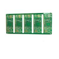 Multilayer Pocket Radio Electronic Printed Circuit Board Gold Plating Surface Finishing Manufactures