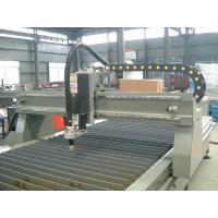 China Custom Auto CNC Carbon Steel Plate Cutting Machine , Sheet Metal Cutting Tools For Industrial on sale
