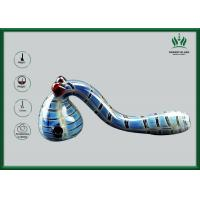 Colorful Glass Water Bongs Creative Style For Male Tobacco Smoking GP-016 Manufactures