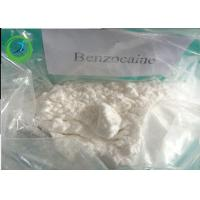 99.5% Assay Local Anesthetic Agents Benzocaine Americaine CAS 94-09-7 Manufactures